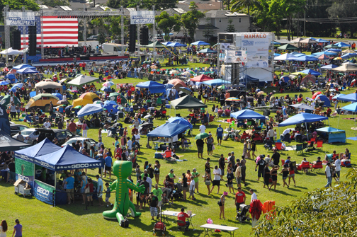 4th of July Spectacular at Schofield Barracks